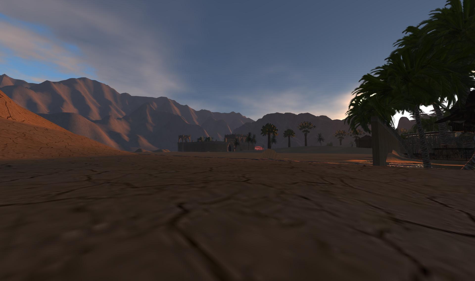 The Desert Slave (Oasis)