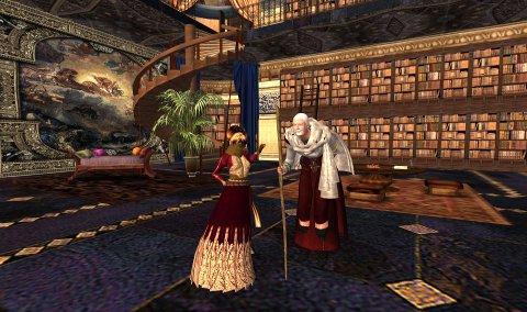 Library of landa