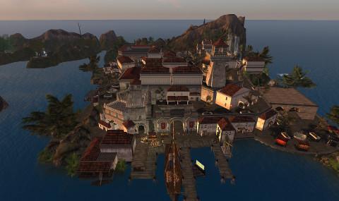 genesian port