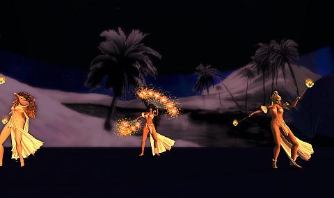 oasis Dancers