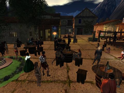 slave market Halin