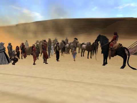 March to the Oasis of Klima