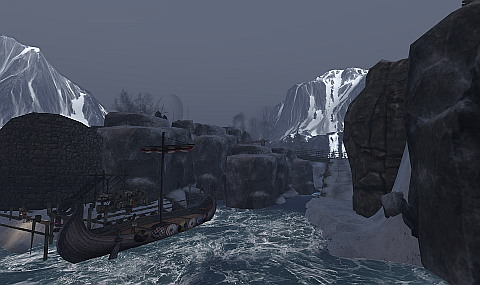 The Axe Fjord