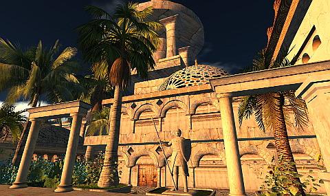 Ianda on the isle of Landa