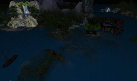 Black Reef shores