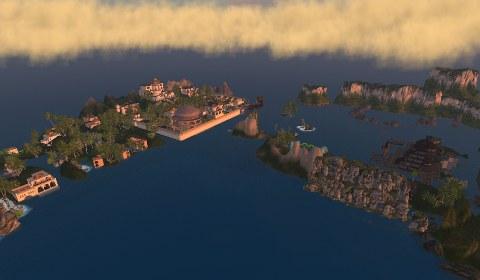 isles of landa