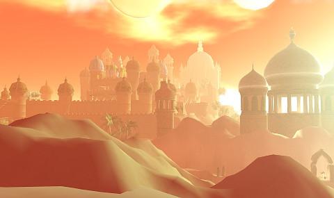 oasis of Klima