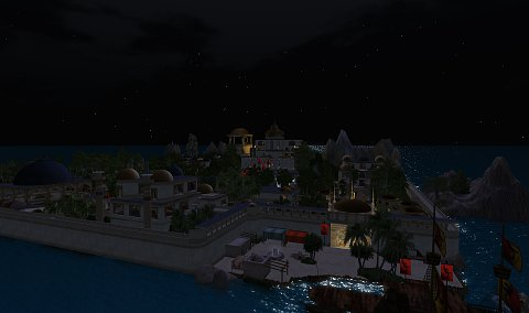 Ianda by night
