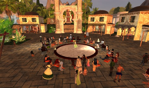 Landa Dance Competition