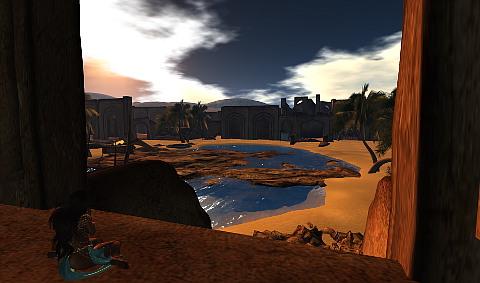 mirage oasis